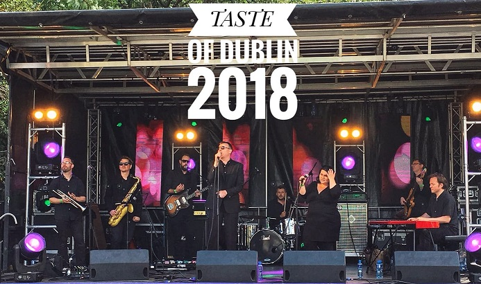 Superfly playing Taste of Dublin